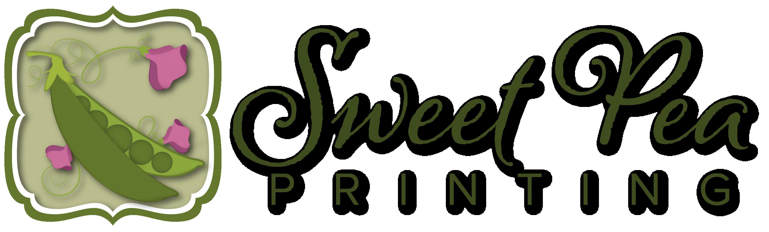 Sweet Pea Printing